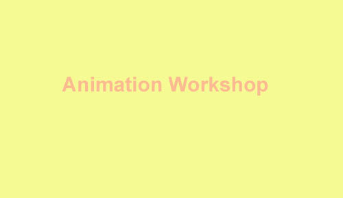 workshop animation