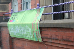 Banner at Arc