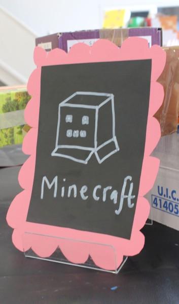 minecraft sign